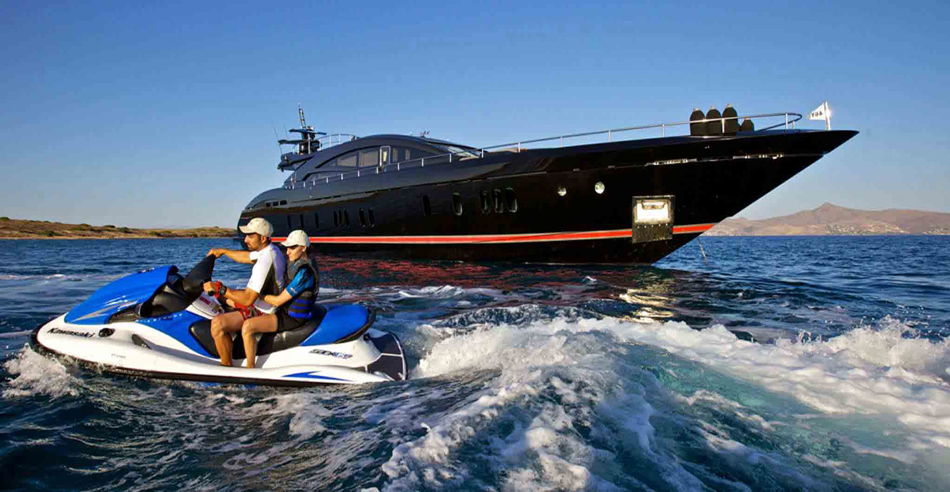 Image result for hiring a private yacht