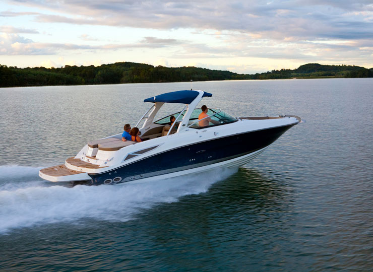 Speed Boats Sea Ray 300 Slx